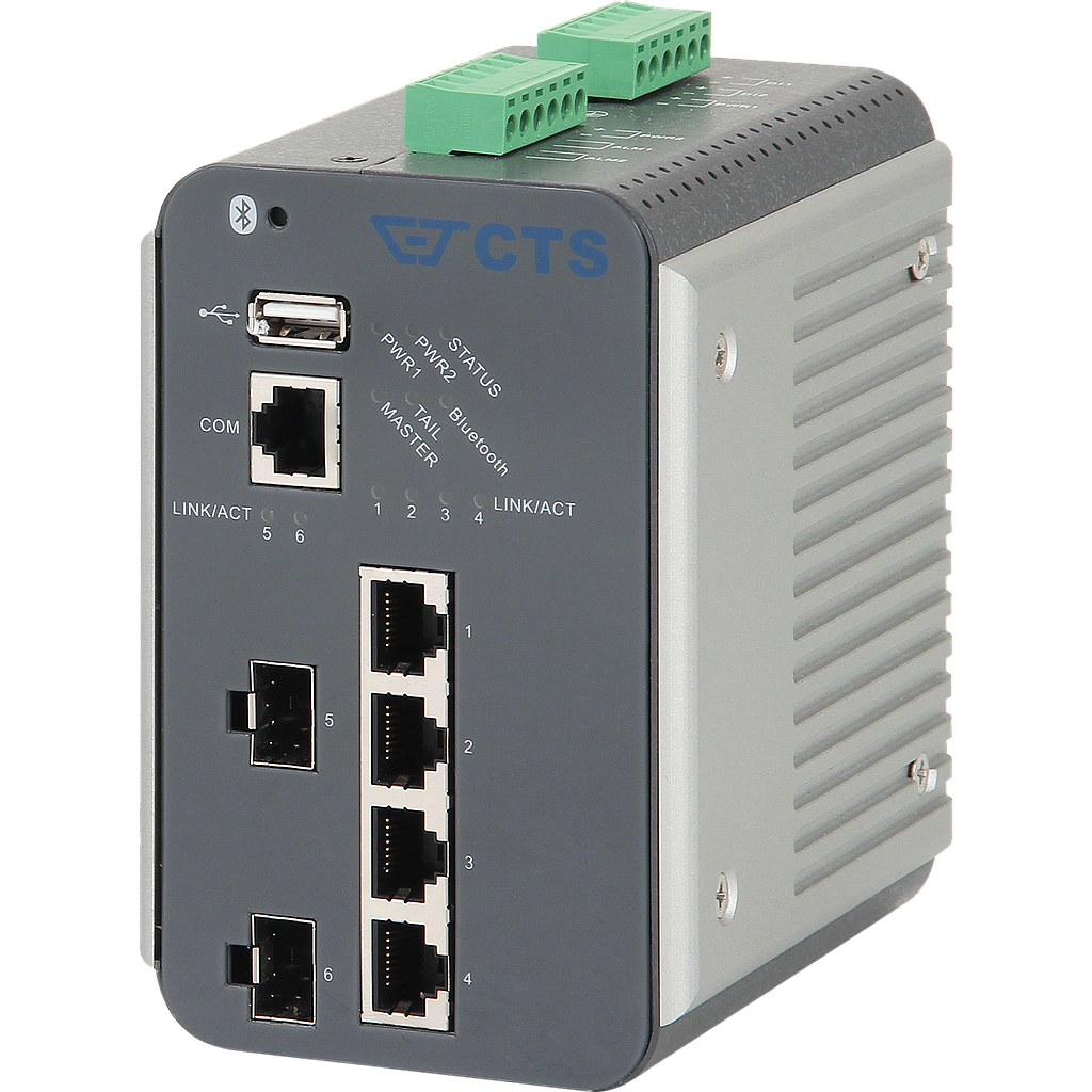 CTS IES-3106SFP-DR